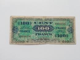 FRANCIA 100 FRANCS 1944 - Tesoro