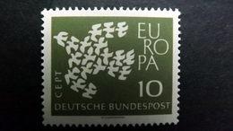 Deutschland BRD 367 Y **/mnh, EUROPA/CEPT 1961 - [7] West-Duitsland