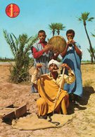 Maroc Typique...charmeur De Serpents.... - Unclassified