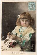 Enfant - Chateau De Cartes (Cartes A Jouer)  - Photo Manuel (110013) - Playing Cards