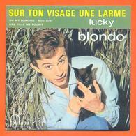 Lucky Blondo CD 4 Titres Pochette Reproduction Du 45 Tours De L'époque - 2 Scans - Collector's Editions