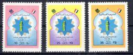16.4.1974; Université De Benghazi, YT 503 - 505; Neuf **, Lot 50660 - Libye