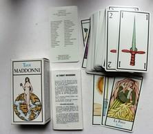 Jeu De Tarot Silvia Maddonni 1981 Grimaud Inspiré Du Tarot De Marseille Jeu De Cartes - Tarots