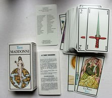 Jeu De Tarot Silvia Maddonni 1981 Grimaud Inspiré Du Tarot De Marseille Jeu De Cartes - Tarot