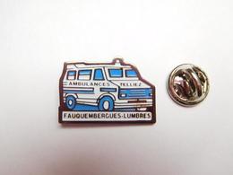Beau Pin's , Médical , Ambulances Telliez , Fauquembergues , Lumbres - Medical