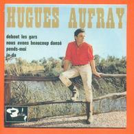 Hugues Aufray CD 4 Titres Pochette Reproduction Du 45 Tours De L'époque - 2 Scans - Collector's Editions