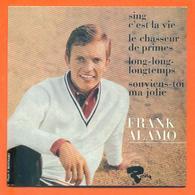 Frank Alamo CD 4 Titres Pochette Reproduction Du 45 Tours De L'époque - 2 Scans - Collector's Editions