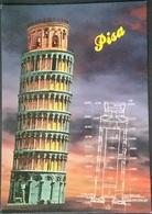 Ak Italien - Pisa -  Schiefer Turm - Pisa