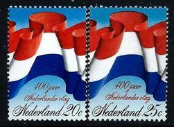 Nederland 1972: 400 Jaar Nederlandse Vlag ** MNH - Periode 1949-1980 (Juliana)