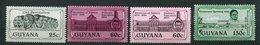 GUyane ** N° 1209 à 1212 - Abolition De L' Esclavage - Guyane (1966-...)
