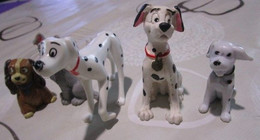 3 LOTS JOUETS Sujets ANIMAUX Divers 1/Animaux Savane 12 -  2/Animaux Savane 12 - 3/Animaux Chien Disney 5 Total = 29 - Figurillas