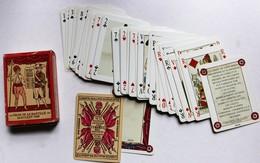 Ancien Jeu 54 Cartes à Jouer Air France Révolution Française Jeu De Cartes Révolutionnaires 1793 Dusserre Héron Boechat - 54 Cards