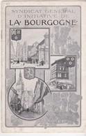 Syndicat General D' Iniciative De La Bourgogne - N°7 - Janvier 1907 - Vieux Papiers