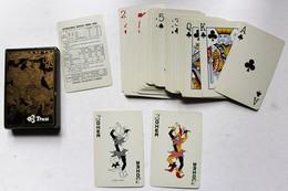 Ancien Jeu 54 Cartes à Jouer Thai Osaka Japon Angel Playing Cards Japan - 54 Cartes