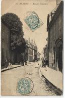 1 Cpa Beaune - Rue Des Tonneliers - Beaune