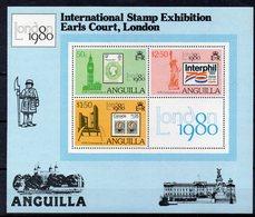 ANGUILLA  Timbres Neufs ** De 1980  ( Ref 5820 ) Expo - London 80 - Anguilla (1968-...)