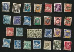 ALGERIE  Lot De 107 Timbres - Algérie (1962-...)