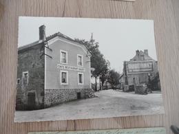 CPA 48 Lozère Grandieu Sortie Route De Mende Café Restaurant Daudet TBE - Gandrieux Saint Amans