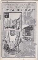 Syndicat General D' Iniciative De La Bourgogne - N° 6 - Octubre 1906 - Vieux Papiers