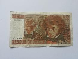 FRANCIA 100 FRANCS 1975 - 10 F 1972-1978 ''Berlioz''