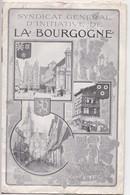 Syndicat General D' Iniciative De La Bourgogne - N° 1 - Juillet 1905 - Vieux Papiers