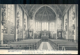 Belgie - Buggenhout - Pensionat Les Soeurs De St Vincent De Paul Chapelle - 1913 - Belgique