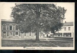 Belgie - Beauvechain - La Place COmmunale -  1935 - België