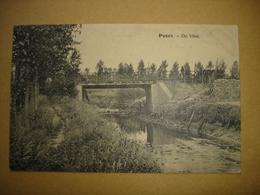 CPA - PUURS ( ANTWERPEN WILLEBROEK ) - DE VLIET ( 1923 ) - Puurs