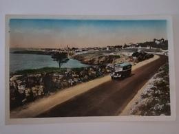 Sete, Promenade De La Corniche, Bus, 1930 - Sete (Cette)