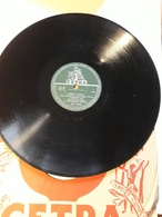 Cetra   -   1953.   Serie DC  6434. Poker Di Voci - 78 G - Dischi Per Fonografi
