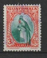 MiNr. 289 Guatemala / 1935, Nov./1936. Freimarken: Nationale Symbole. - Guatemala