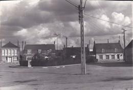 Photographie De Particulier Nord 59 Mardyck 1974 La Place Du Village N° 328 - Old (before 1900)