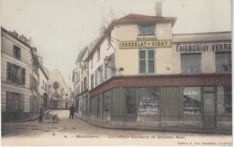 Montlhery Carrefour Guillory Et Grande Rue - Montlhery