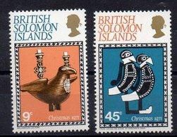 Iles SALOMON  Timbres Neufs **  De 1969 / 1979  ( Ref 2553 )  Voir 5 Scans - Salomon (Iles 1978-...)