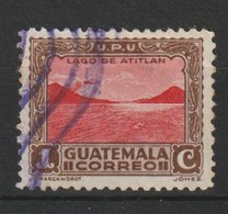 MiNr. 288 Guatemala / 1935, Nov./1936. Freimarken: Nationale Symbole. - Guatemala