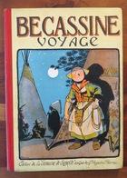 BD BECASSINE VOYAGE - 1923 - Edition De La Semaine De Suzette - Gautier Et Languereau - Cf Mes 7 Photos - Bécassine