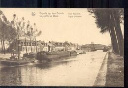 Belgie - Kapelle Op Den Boshc - Oost Vaardijk - Boot Schip -  1925 - België