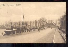 Belgie - Ingelmunster - De Loskaal - Schip Boot  -  1925 - België