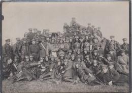 RUSSIA.  A PHOTO. ATHLETE, BORETS. Mikhail Bass. SPORT. Pilots At The Aerodrome. WASHERS. - Photographs