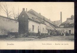 Belgie - Bruxelles Brussel - Ecole Militaire Quartier Des Maries - 1900 - België