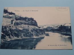 La VESDRE à RENOUPREZ ( Marcovici ) Anno 1905 ( Voir Photo ) ! - Verviers