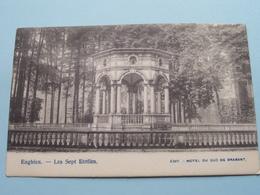 ENGHIEN Les Sept Etoiles EDINGEN ( Edit. Hôtel Du Duc De Brabant ) Anno 19?3 ( Voir Photo ) ! - Edingen