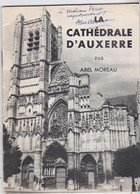 Cathédrale D' Auxerre Par Abel Moreau - Vieux Papiers