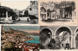 MONACO - Bon Lot De 80 Cartes.    CPA Et Quelques  CPSM 9x14. - Postcards