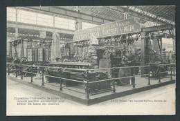 Liège - Exposition Universelle 1905. Grande Machine Automatique Pour Affuter Les Lames Des Cisailles. DVD12018 - Luik