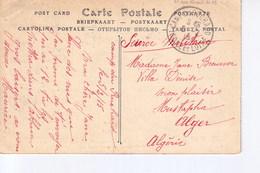 Cachet   A3 Camp Du Ruchard 1915 Sur CP De  Blois - Marcophilie (Lettres)
