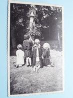 SPEELPLEINEN Voor Groot Antwerpen Kipdorp 41 ( Thill ) Anno 1937 ( Voir Photo ) ! - Antwerpen