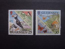 Guernsey      Natur-und Nationalparks  Europa Cept   1999   ** - 1999