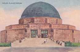 Postcard USA Chicago IL Adler Planetarium 1933 International Exposition Century Of Progress Astronomy Unposted - Chicago