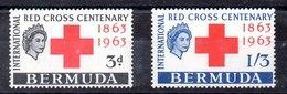 Serie De Bermuda N ºYvert 181/82 (**) - Bermudas